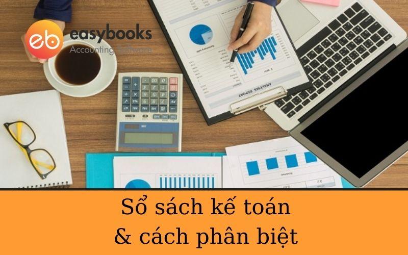 sổ sách kế toán là gì
